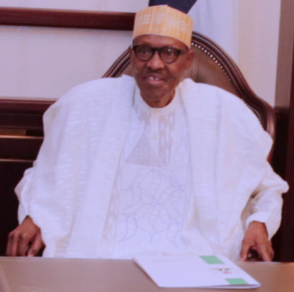 buhari closed door meeting cbn governor
