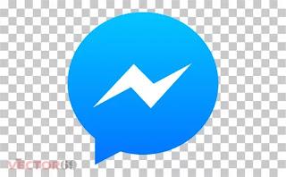Logo Facebook Messenger - Download Vector File PNG (Portable Network Graphics)