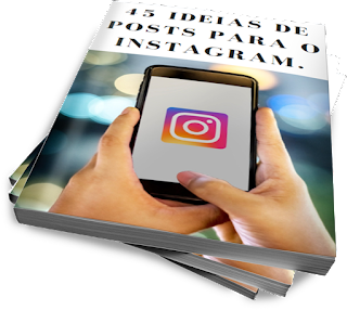 Instagram: 45 ideias de posts para o Feed e Stories.