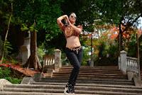 Ena Saha Stills From Lanka Movie  0013.jpg