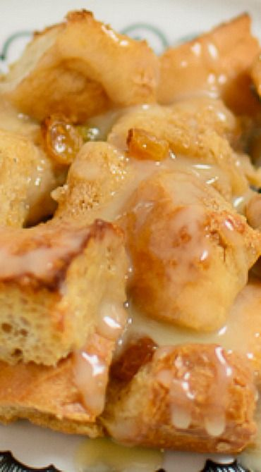 The warm vanilla sauce is spectacular, yet quick and easy to make.