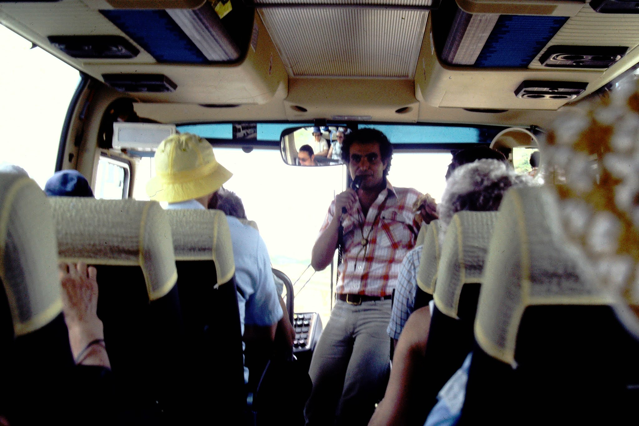 Israeli Bus - June 1982