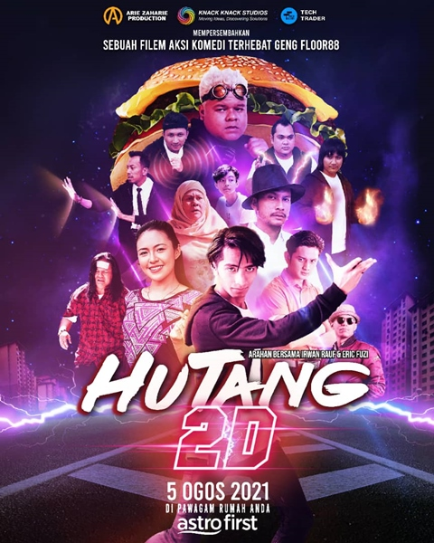 Movie Review | Hutang 2D (2021)