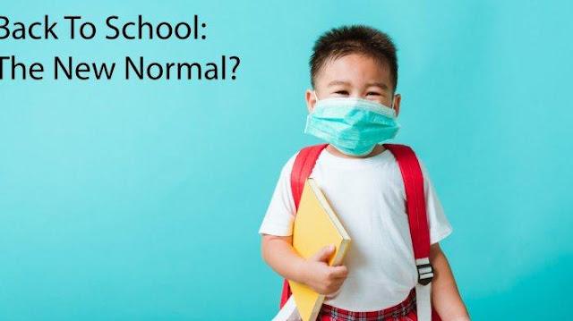 New Normal di Sekolah: Belajar Cuman 4 Jam, Hilangkan Jam Istirahat