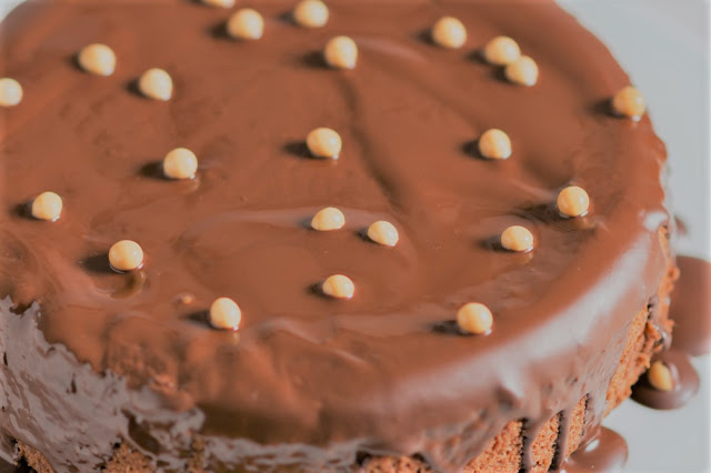 How to Make Chocolate Chestnut Cake