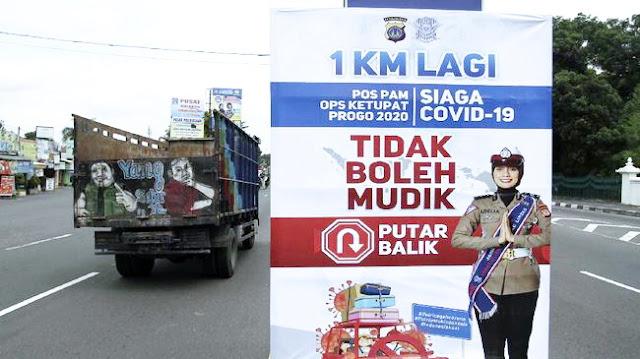 Tidak Hanya di Wilayah PSBB dan Zona Merah, Larangan Mudik Berlaku se-Indonesia