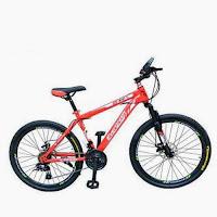 26 evergreen ranger mtb sepeda gunung