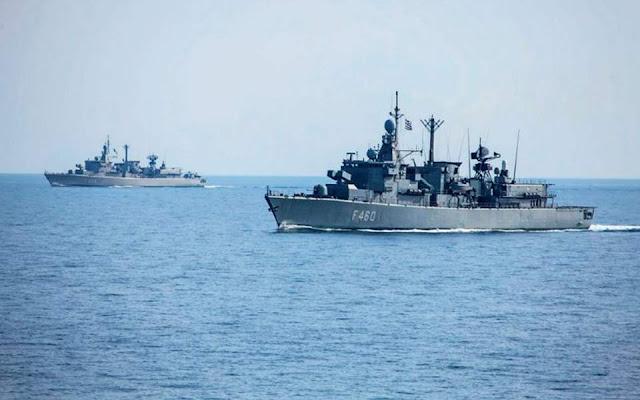Ελλάδα - Τουρκία: Σε πορεία μιας αναπόφευκτης σύγκρουσης...