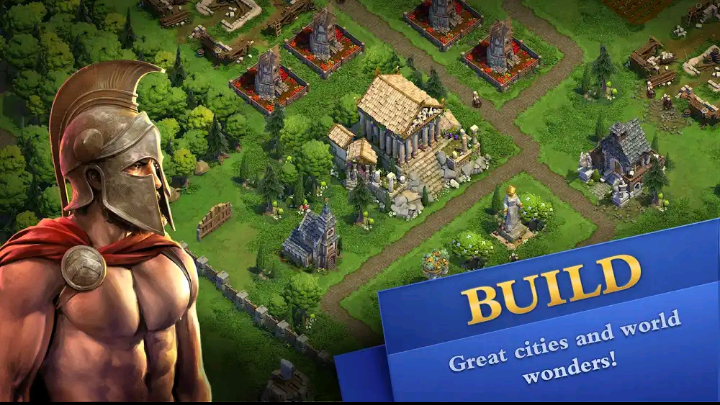 Whats new in DomiNations Mod Apk
