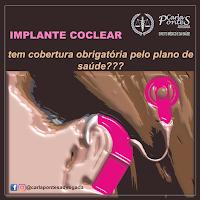 Implante Coclear pelo plano de saúde