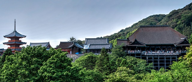 Kiyomizu-Dera Temple, Kyoto Japan, Places to visit in Kyoto, Kyoto, Japan, temples, History, Tourism, Tourist, Places,