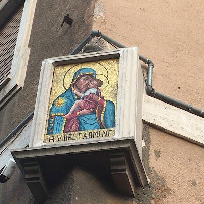 Edicola Sacra Borgo Sant'Angelo