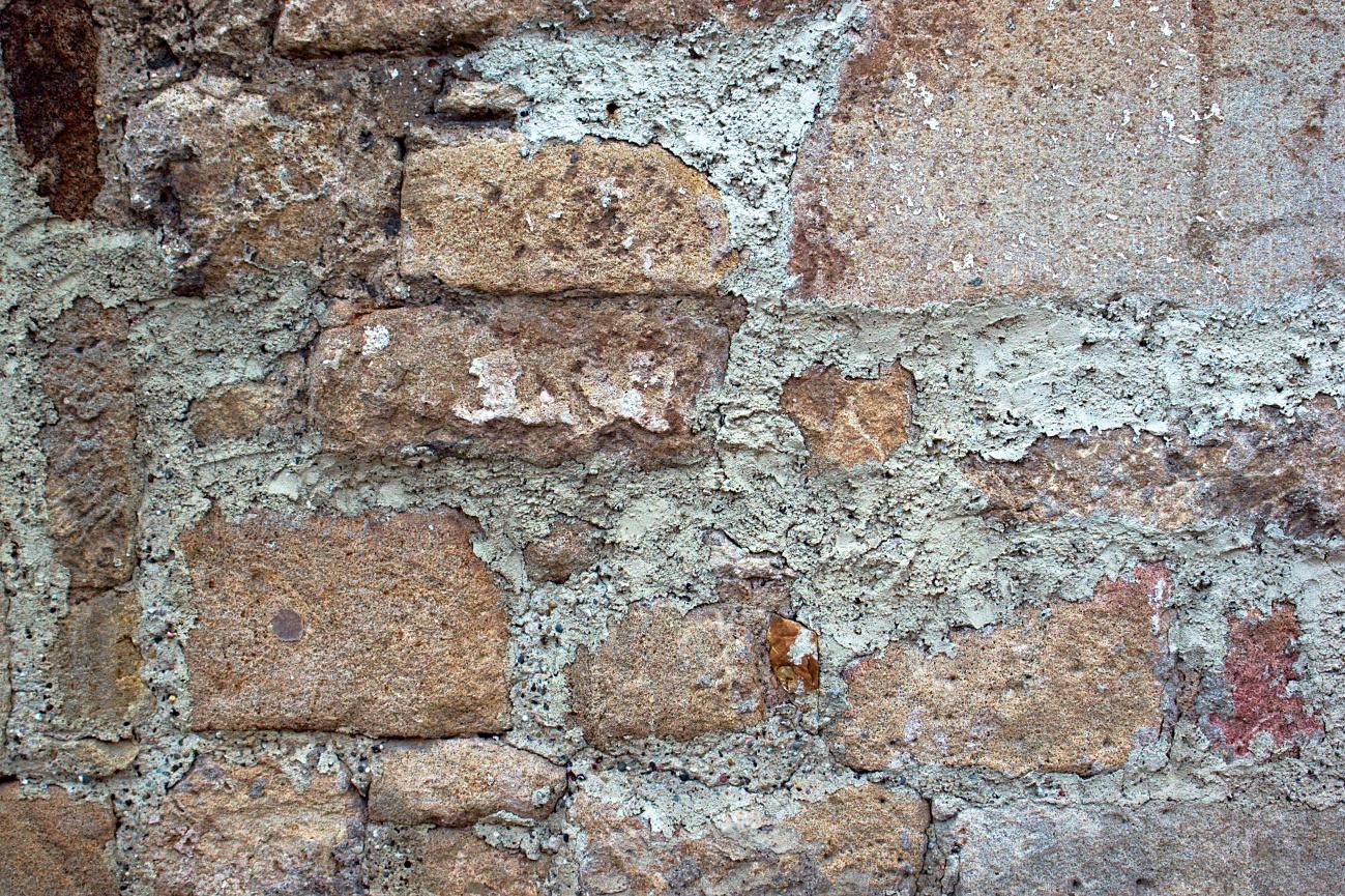 Fassaden&Mauern #6 — Ausgebessert