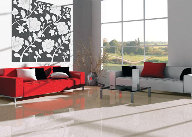 Tips Memilih Lantai Keramik Granit Sesuai Ruangan
