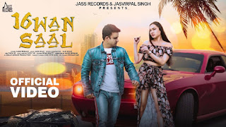16 Wan Saal - Habib Rehman Song Lyrics Mp3 Audio & Video Download