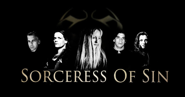 Sorceress Of Sin (band)