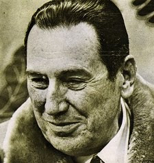 General Juan Domingo PERÓN (Lobos 08/10/1895 – Olivos 01/07/1974).