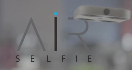 AirSelfie - Portable Camera Drone
