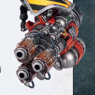 arma lanzallamas Valiant