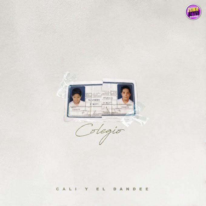 Cali Y El Dandee - Colegio (Album) (2020)