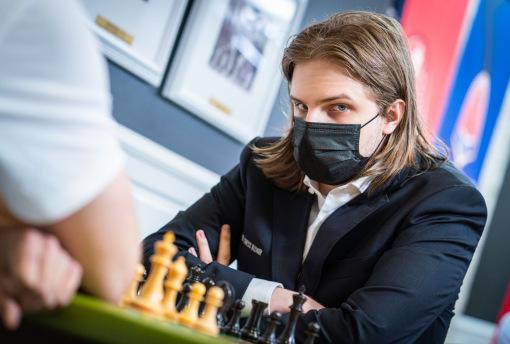 Le grand-maître international d'échecs Richard Rapport - Photo © site officiel