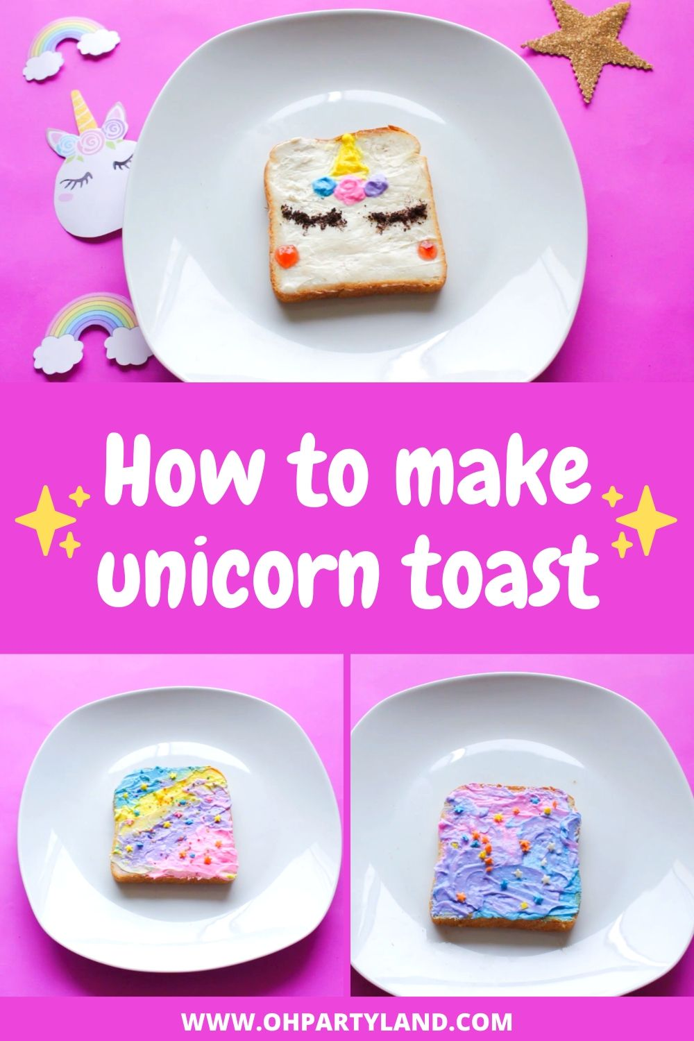 unicorn-toast