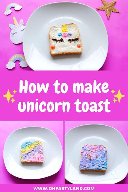 unicorn-toast