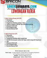 Loker Surabaya di CV. Building Material Construction Juni 2020