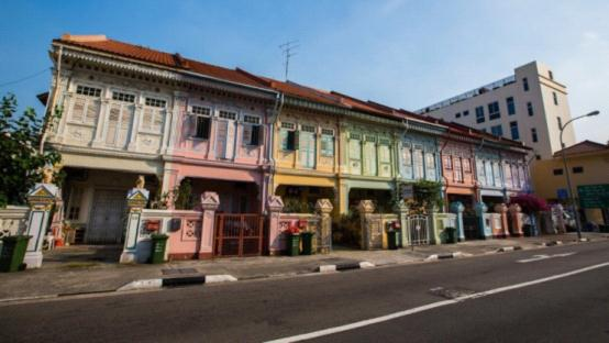Katong, Heritage Of The East