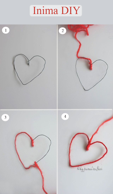 how to do heart cadou handmade imagini foto