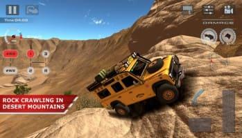 تحميل لعبة offroad drive desert مهكرة