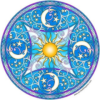Celestial Mandala