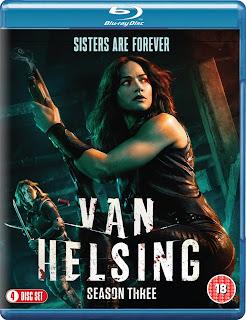 Van Helsing – Temporada 3 [4xBD25] *Subtitulada