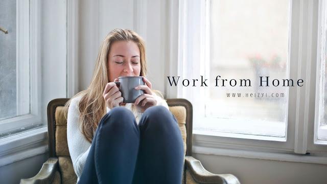 Tips Seru Work from Home Anti Mainstream
