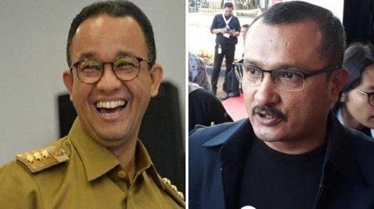 Tanpa Tedeng Aling-aling, Ferdinand Hutahaean Sebut Anies Baswedan Bodoh dan Menteri Pecatan