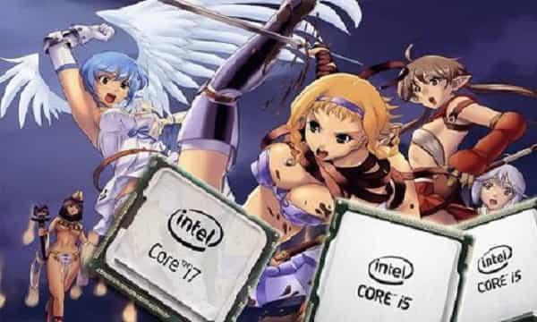 tingkatan processor intel hingga terbaru