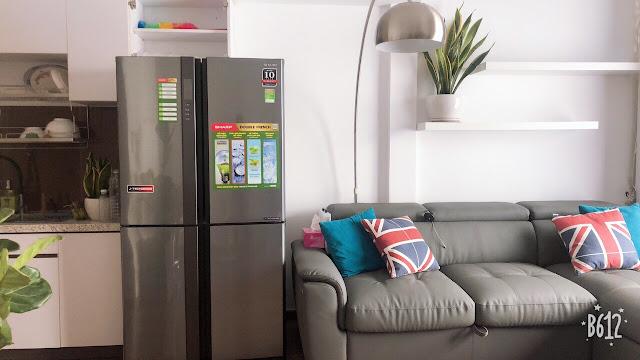 Bán căn hộ officetel văn phòng M-One quận 7 full nội thất, giá thơm.