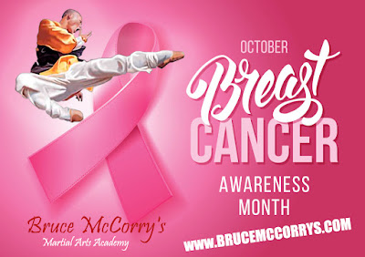 Martial Arts to Fight Breast Cancer: Heal Your Mind and Body
