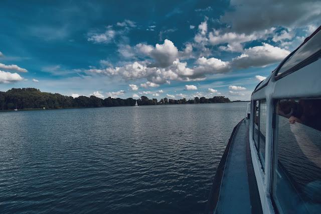 Jezioro Gopło - Kruszwica