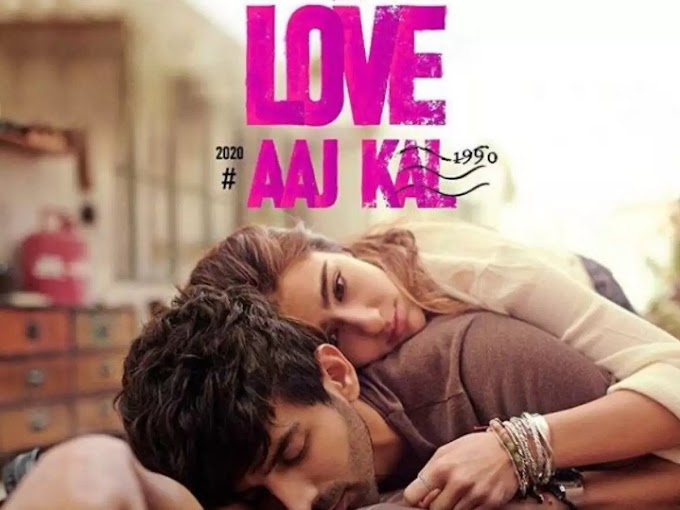Love Aaj Kal (2020) Hindi Movie 720p Pre-DVDRip x264 [1.2GB]