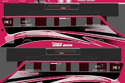 Download Kumpulan Livery Bus Simulator Indonesia Jernih Terbaru