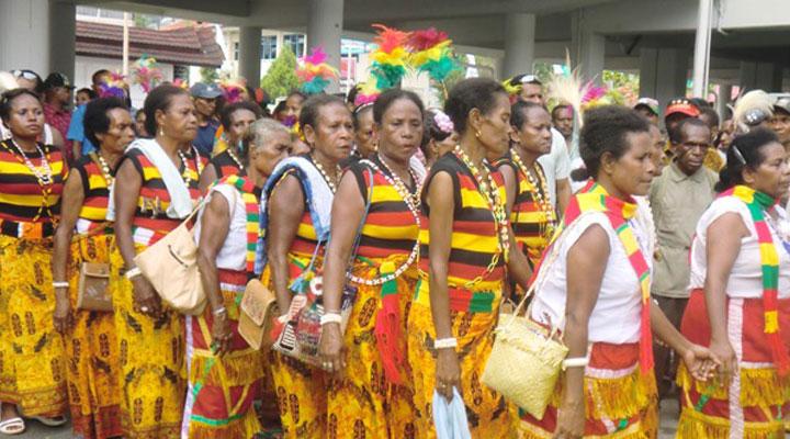 Komitmen Pemerintah Mendukung Pembentukan Lembaga Adat Anak Papua dan Perempuan