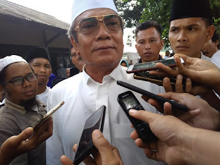 Pilihan Yatopa Jelas, Tuan Guru Fadli Tohir: Jamaah Yatopa Pilih 01, bukan Himbauan tapi Perintah.