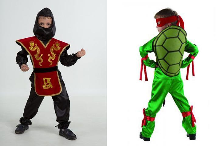 новогодний костюм для мальчиков