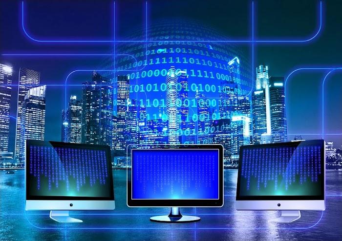 इन्टरनेट कैसे चलता है - internet kaise chalta hai