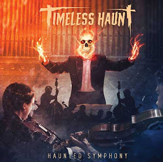 "Το ep των Timeless Haunt ""Haunted Symphony"""