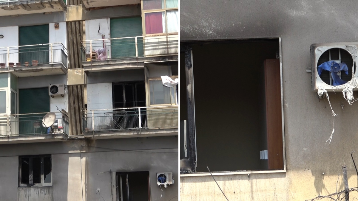 Emergenza incendi contributo 3.000 euro Comune di Catania