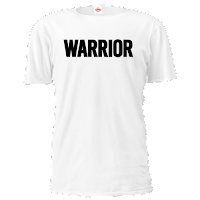 warrior t shirts