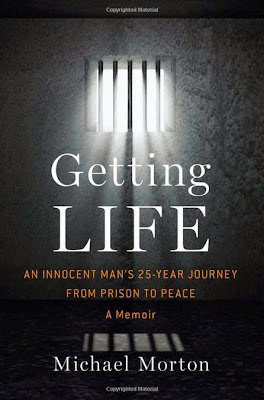 Getting Life by Michael Morton – Book cover