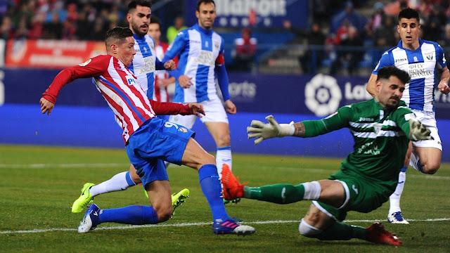 Prediksi Atletico Madrid vs Leganes Liga Spanyol